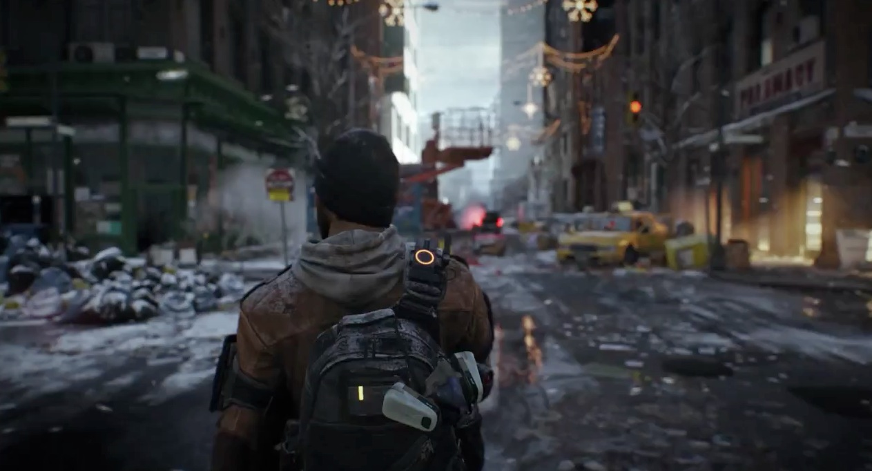 The Division reveals its Release Date – Betray your friends!